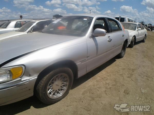 Lincoln Town Car 1999 Austin Used Auto Parts Sell Your Car