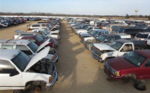 Junk Yards in Austin - Used Auto Parts | Sell Your Car For Cash