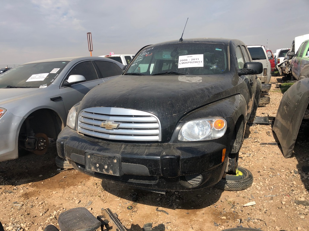 Chevrolet Hhr 2008 Lubbock Used Auto Parts Sell Your Car For Cash